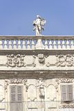 Palazzo Maffei imagens de stock royalty free