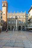 Palazzo Maffei w Verona Fotografia Royalty Free