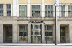 Palazzo Magdeburgo Fotos de archivo