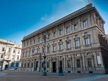 Palazzo Marino 库存图片