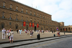 Palazzo Medici arkivfoto