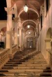 Palazzo mediterraneo Fotografia Stock