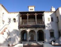 Palazzo mediterraneo Immagine Stock Libera da Diritti