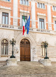Palazzo Montecitorio Chamber of Deputies Stock Photography