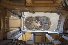 Palazzo Montevecchio em Fano - Itália Fotografia de Stock Royalty Free