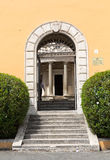 Palazzo Montorio on Janiculum Hill, residence of the Ambassadors of Spain. Rome Royalty Free Stock Photography