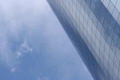 Palazzo multipiano di Manhattan Fotografie Stock Libere da Diritti