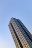 Palazzo multipiano urbano Fotografia Stock Libera da Diritti
