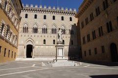 Palazzo Salimbeni, Siena, Italy Royalty Free Stock Image