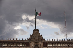 Palazzo nazionale Fotografie Stock Libere da Diritti