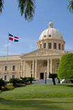 Palazzo nazionale - Santo Domingo Fotografie Stock