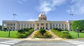 Palazzo nazionale - Santo Domingo, Repubblica dominicana Immagine Stock