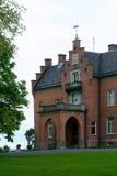 Palazzo in Norvegia Fotografia Stock