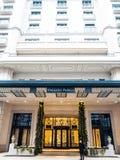 Palazzo Parigi hotel, Mediolan Zdjęcia Royalty Free
