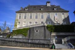 Palazzo a Pau Immagini Stock Libere da Diritti