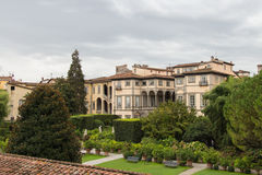 Palazzo Pfanner. Lucca. Italy. Royalty Free Stock Photos
