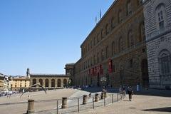 Palazzo Piti Royalty-vrije Stock Foto