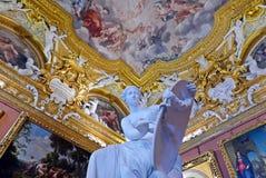 Palazzo Pitti arkivfoto