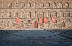 Palazzo Pitti arkivbilder