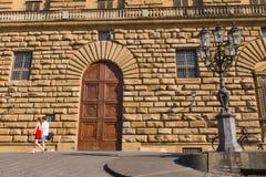 Palazzo Pitti Fotografia Stock Libera da Diritti