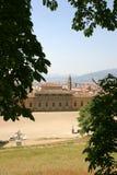 Palazzo Pitti - Boboli Gardens Royalty Free Stock Image