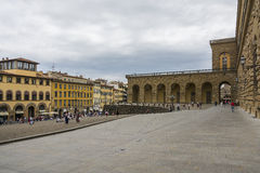 Palazzo Pitti, Florence, Italy Royalty Free Stock Image