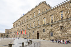 Palazzo Pitti, Florence, Italy Royalty Free Stock Images