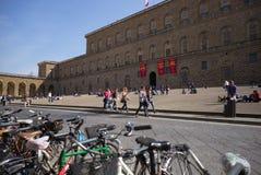 Palazzo Pitti Florence Italy Royalty Free Stock Image