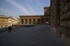 Palazzo Pitti Florence Italy Royalty Free Stock Images