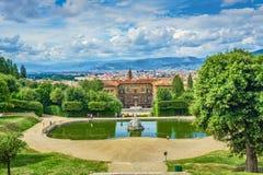 Palazzo Pitti, Florence Stock Photo