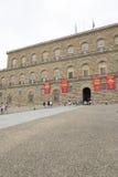 Palazzo Pitti, Florencia, Italia Fotos de archivo libres de regalías
