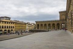 Palazzo Pitti, Florencia, Italia Imagen de archivo libre de regalías