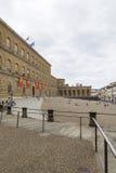 Palazzo Pitti, Florencia, Italia Foto de archivo libre de regalías