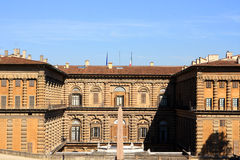 Palazzo Pitti Stock Image