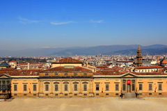 Palazzo Pitti Royalty Free Stock Photo