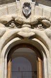 Palazzo portale Zuccari Fotografia Stock