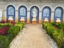 Palazzo Portogallo di Estoi Fotografia Stock