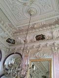 Palazzo Portogallo di Estoi Fotografia Stock Libera da Diritti