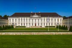 Palazzo presidenziale tedesco di Bellevue Immagini Stock