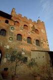 Palazzo Pretorio Lizenzfreie Stockbilder