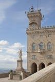 Palazzo Pubblico Stock Image
