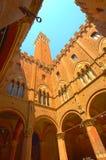 Palazzo Pubblico Stock Images