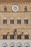 Palazzo Pubblico Stock Photo