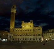 Palazzo Pubblico zdjęcie stock