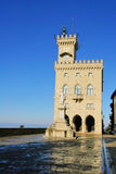 Palazzo Pubblico Royalty Free Stock Photography