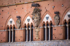 Palazzo Pubblico in Siena, Italy Royalty Free Stock Image
