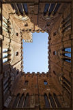 Palazzo publico Royalty Free Stock Photography