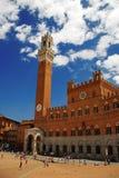 Palazzo Publico Siena, Italy Royalty Free Stock Photography