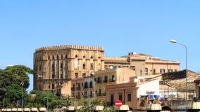 Palazzo Reale Photos libres de droits
