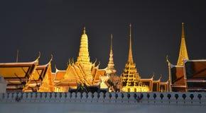 Palazzo reale a Bangkok Immagini Stock
